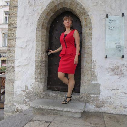 Ольга Русскоязычный гид в Таллине