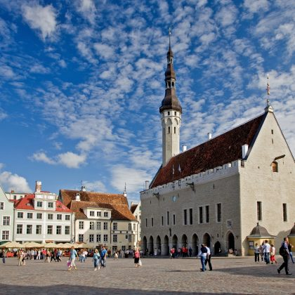 Ратушная площадь, Экскурсии в Таллине